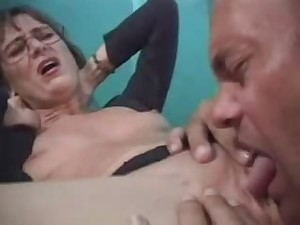 Aged Mamma Is Calm A Pervert