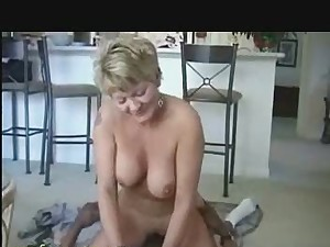 Aged Wife with Darksome Weenies
