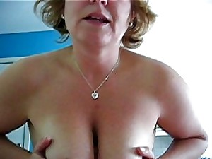 Wide aged wet love muffins getting drilled