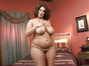 Dusty Rose Valuable Older BBW