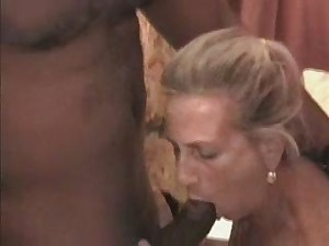 Older Swinger Wife Receives Drilled by Dark Guy.elN