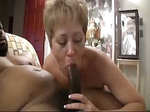 Real Older Swingers Sharing BBC
