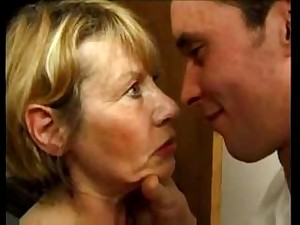 Aged devotion difficult fuck ANAL 7..French Mama