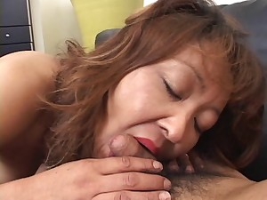 Aged japanese mamma needs flesh by airliner1