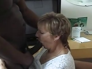 Granny loves to fuck everywhere