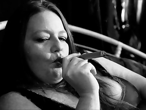 Hawt BBW Cougar Cigar Smoky BJ