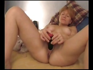 Enchanting Milf Gaming With Her Marital-device