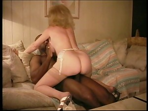 Kitty Foxx Acquires A BBC Creampie