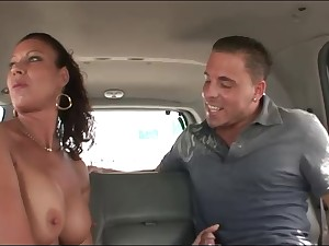 Wife venture with strangers