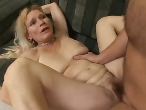 Older feminine and youthful masculine - 54