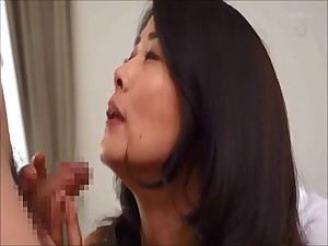 Hawt japanese mommy craves new shlong