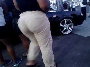Thick Ghetto Older Arse