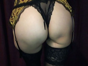 Rear View of wife