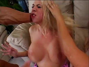 3 ambisextrous lassies receive drilled difficult by Lee Stone's wide difficult 10-Pounder