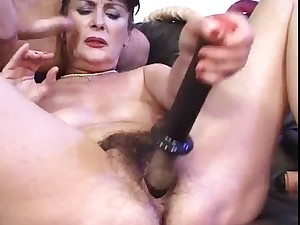 Unshaved Older Feminine - 8