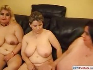 BBW aged hotties