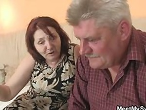 His GF is tempted by late mommy and screwed by late dad