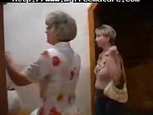 2 Hawt  Granny Lady With A Youthful Young boy older aged porn granny aforegoing cumshots spunk fountain