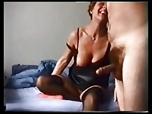 Non-professional milf in nylons pioneer hour anal