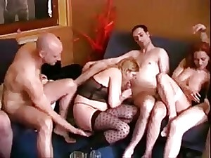 German Swinger Soiree Fuckfest - Compound product 1 - by Poliu