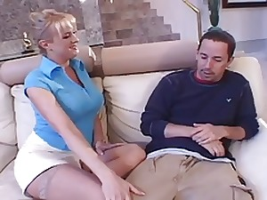 Loud Obscene Talking Mama Needs Youthful Rod