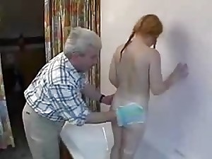 Petite Bushy Young Acquires Her Wazoo Drilled And Love tunnel Creamed