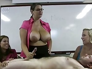 Jerky Lassies - School Young Humiliation - Carrie-Faith