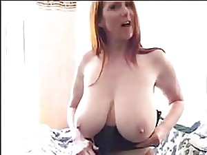 Very admirable Ginger MilF