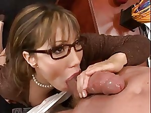 Sexually excited Slut SECRETARY AVA DEVINE...  -JB$R