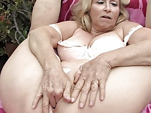My Enjoyable Grannies 02 (Crazy Masturbation!!!)