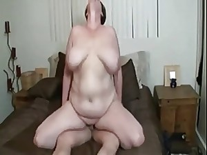 Hot BBW older with massive bumpers getting screwed