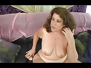 BBW Monica Recieves 10-Pounder Up Her Grease Gazoo