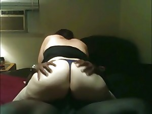 Cheating MILF Wife Takes BBC Abode Later The Club