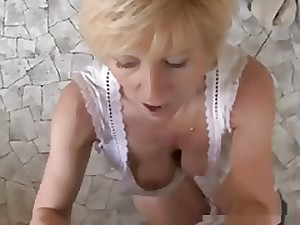 Sometimes, Finance Negotiations #7 (Hot Blond Granny GILF)