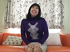 56yr previous Taeko Matsukawa Screwed Creampied (Uncensored)