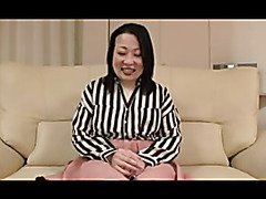 52yr previous Thick Granny Nobue Ugou Creamed (Uncensored)