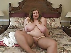 Curvy Sharon-Mommie teaches u talking of a female