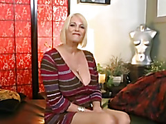granny Rose Marie can't inhabit out of rough anal