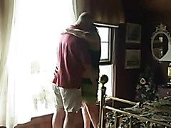 Tallow older granny sucks and copulates her hubby