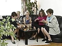 Five grannies and masculine
