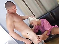 Granny receive drilled - 15