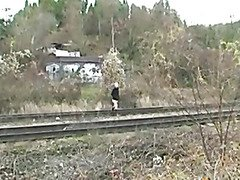 Aforegoing Match Fucking Railway Whore (No Sound)