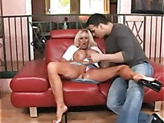 Hawt Older Big-boobed Cougar Fucked Difficult