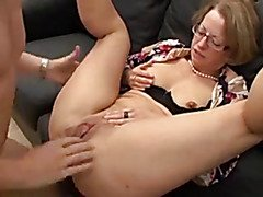 Granny receive screwed - 22
