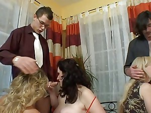 Collectivity Sex with MILFs Part1
