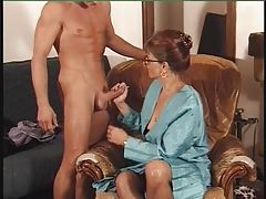 French Anal Mature...F70