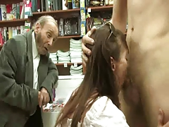 Astonishing porn with older excited charming gals