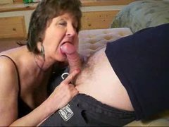 milf is engulfing my dick! Real amateur.F70