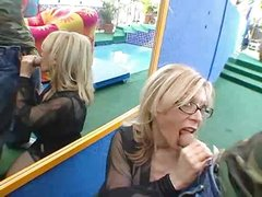 Nina Hartley gives forever her Best...F70