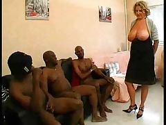 Breasty Feminine WITH Wheen Males FUCK